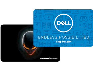 Dell Gift Cards from CashStar